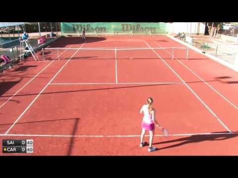 Said Dalila v Carrillo Marin Alba - 2016 ITF Nules