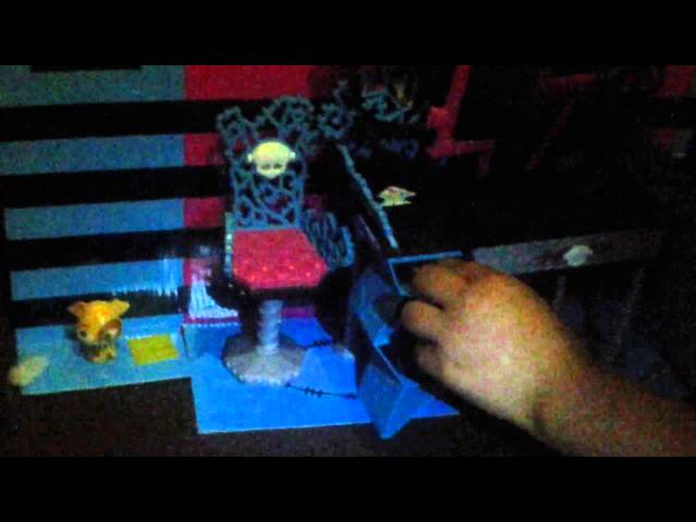 Mi primer video de mi casa de monster high Videos De Viajes