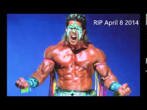 1 Hour of Ultimate Warrior Theme Song, RIP