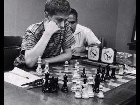 The Game Of The Century - Donald Byrne Vs Bobby Fischer - New York (1956) #7