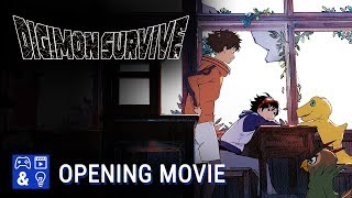 Digimon Survive  - Opening Movie PS4, Xbox One, PC, Nintendo Switch