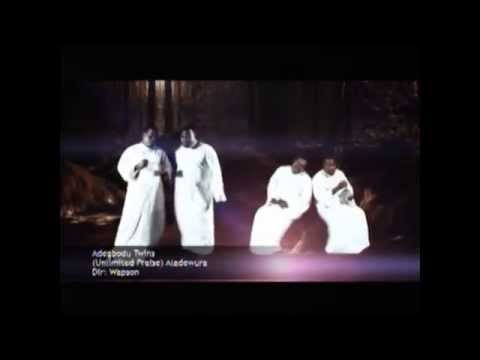 ADEGBODU TWINS  unlimited praise aladewura (Official Video)