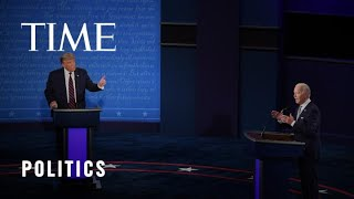 Presidential Debate: The Biggest Moments Between Donald Trump and Joe Biden