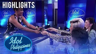 Idol Judges, binigyan ng second chance si Charmagne | Idol Philippines 2019 Auditions