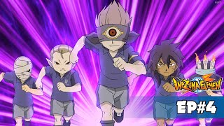 "Inazuma Eleven - Episode 4 - ""HERE COMES THE DRAGON!"" thumbnail"
