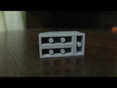 видео: как сделать керамбит из лего