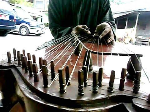 ILIR ILIR - Musik Siter - SUNAN KALIJAGA - Javanese Gamelan Music [HD]