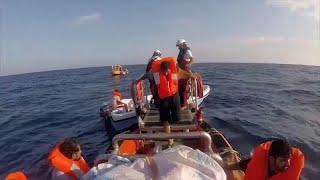 La solution européenne pour les 58 migrants de l'Aquarius