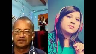 Aaj kahna jaroori hai. . . . . by Prabhu Dayal Dixit and Sunita