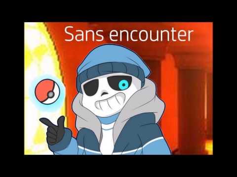 [trainertale] Sans Encounter (undertale AU)