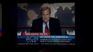 The Newsroom - 9/11 Newscast