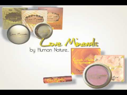 Human Nature Mineral Makeup