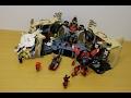 LEGO Ninjago 70596: Samurai X:Cave Chaos/Самурай Х:Битва в пещерах