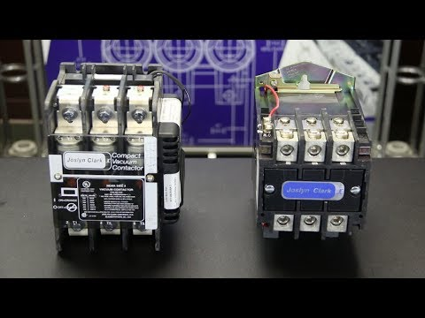 Considerations for Replacing an Air Break Contactor with a Joslyn