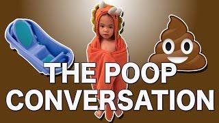 Zayden: The Poop Conversation