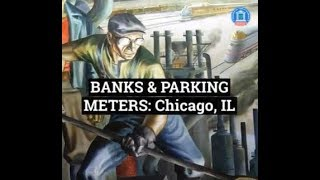 Banks and Parking Meters Chicago