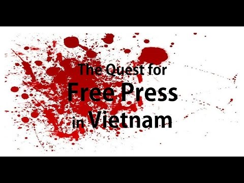 Trần Thị Nga - The Quest for Free Press in Vietnam