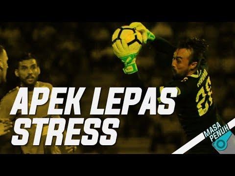 Apek Lepas STRESS!  |  Masa Penuh