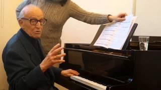 BRUNO RIGACCI spiega la sua opera DIE UMWANDLUNG 1