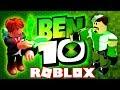 ROBLOX ! BEN 10.000 FUTURO VS BEN 10 QUEM TEM O MELHOR OMNITRIX? - BEN 10 FIGHTING GAMES