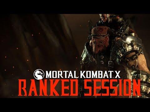 Mortal Kombat X | Ranked Session | MY LACKEY AINT TOO BAD! thumbnail