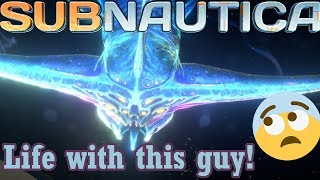 Subnautica | Part 7 | Building a base near Ghost Leviathans