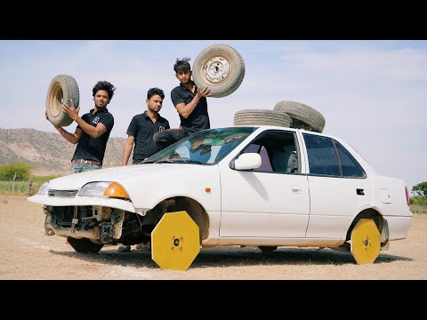 We Tried Crazy Wheels In Our Car