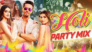 Holi Party Mix - Deejay Rax & DJ Raahul Pai | Zee Music Official Mashup Remix
