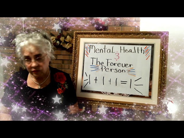 Mental Health And The Forever Man, Episode 2