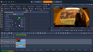 Download Video Easy Green Screen Effects with Chroma Key in Pinnacle Studio MP3 3GP MP4