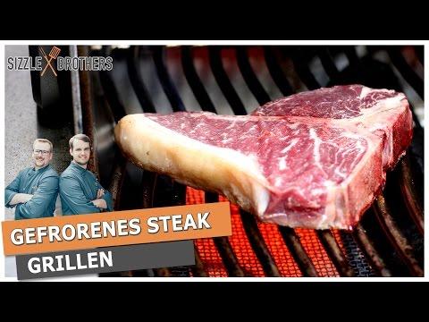 Gefrorene Steaks Grillen - Die Beste Zubereitungsmethode?!