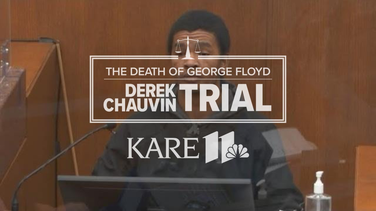 Derek Chauvin Trial: Bystanders testify for the prosecution