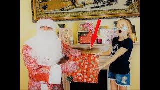 Дед Мороз ОКАЗАЛСЯ ЖАДИНОЙ ! Валенсия РАССТРОЕНА ! Скетчи от Valensia Lucky