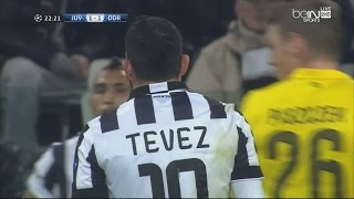 Carlos Tevez vs Borussia Dortmund (H) 14-15 HD 720p by FRibery7i