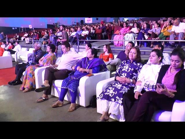 At MUKTOTSAV 2017, on 12th November, Prof Ram Khose, diabeti...