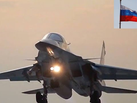 Syria Crisis: Russian jets conduct over 3,500 strikes in Syria in August, September - General Staff
