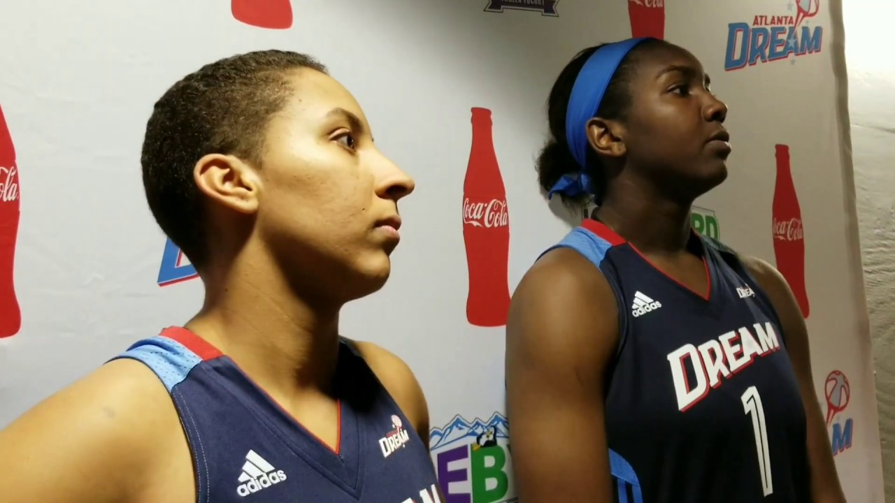 NBA datant WNBA