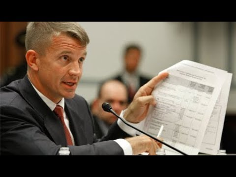 The New York Times Gives Ex-Blackwater CEO Erik Prince Free Advertising