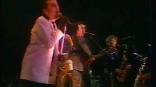 Plaistow Patricia  - Ian Dury and The Blockheads - Sweden 1980