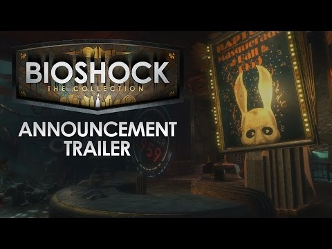 BioShock: The Collection Announcement Trailer