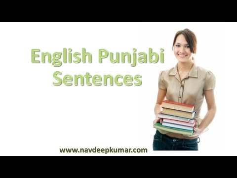 Translate free software for english to p in Panjabi