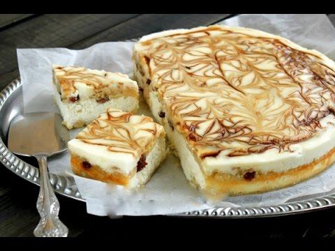 творожное пирожное рецепт