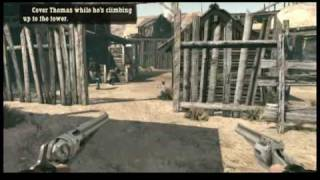Call of Juarez: Bound in Blood - Chapter VII - Part 2 - Hard with Achievements and Secrets