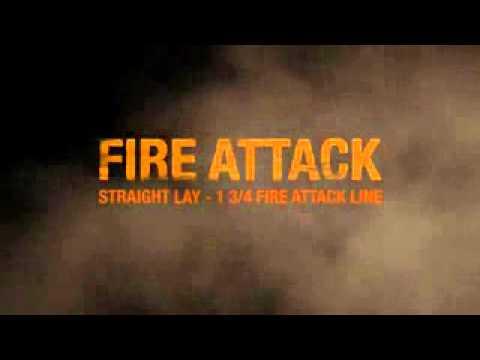 Interior Fire Attack, Advancing 1 3  4  With Door Contolwmv)