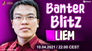 Banter Blitz with Liem Quang Le
