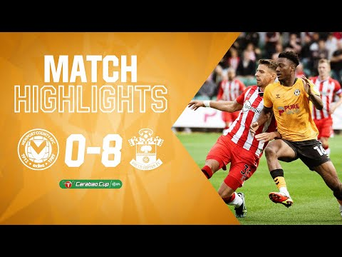 Newport Southampton Goals And Highlights