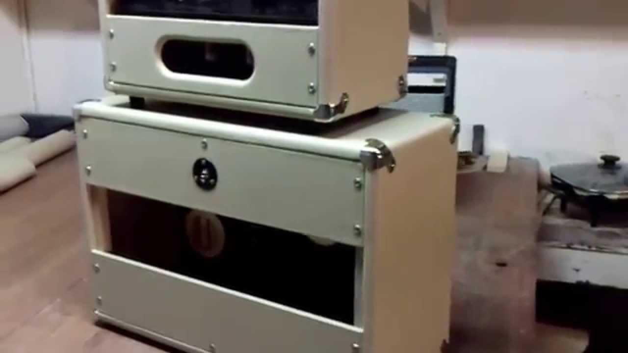 Custom Fender Super Champ Cabinets With Jensen Speakers By Armadillo Amp  Works