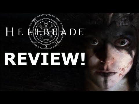 Hellblade: Senua's Sacrifice Review! Viking God Of War? (PS4/Xbox One)
