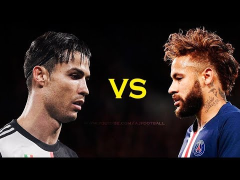Cristiano Ronaldo Vs Neymar Jr 2020 Skills Goals Hd Youtube