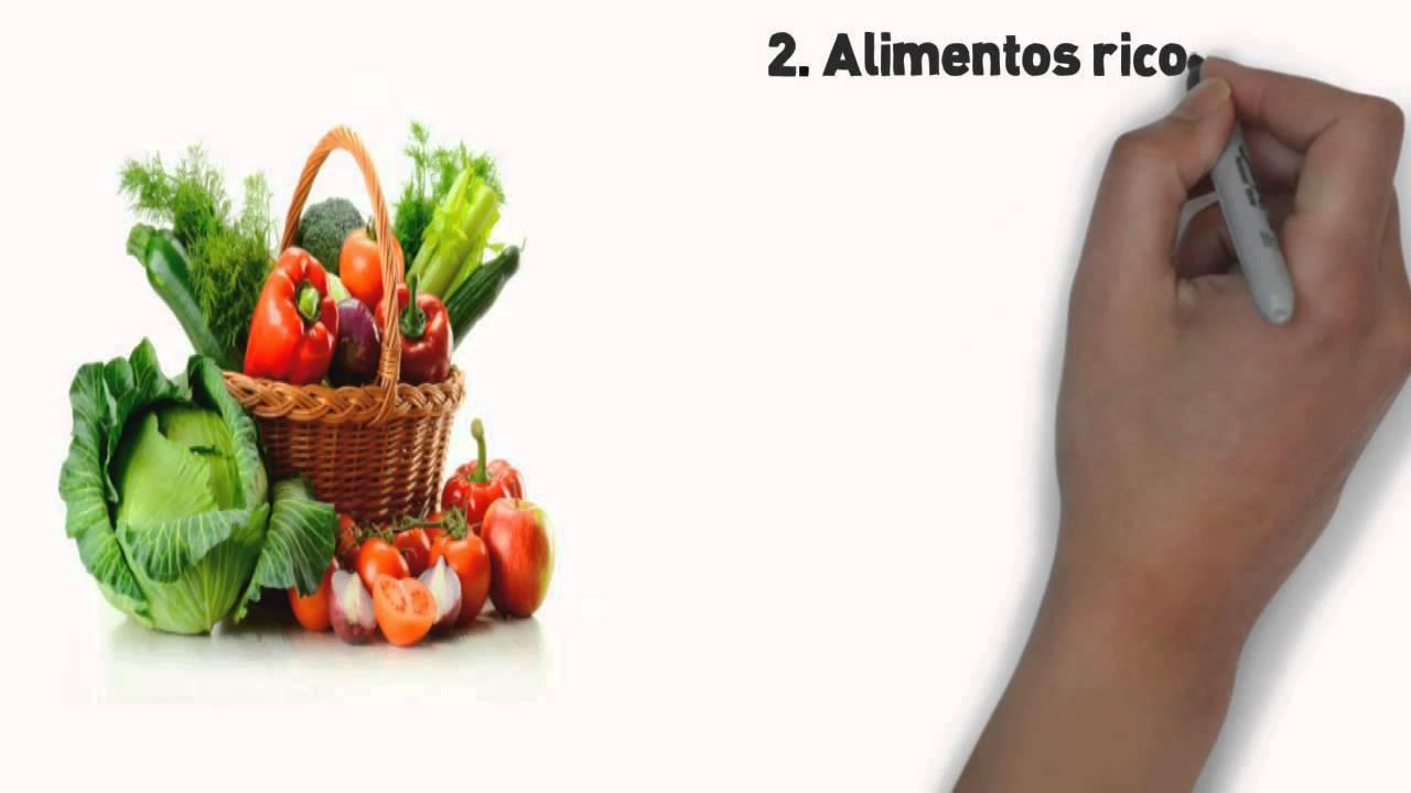 Que alimentos son buenos para bajar de peso youtube - Alimentos para perder peso ...